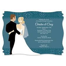custom bridal shower invitations custom wedding couples teal bridal shower theme