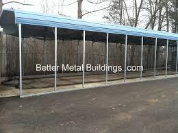 steel carport construction plans image mag