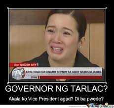 stupid kris aquino by johnrick e meme center