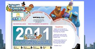 mcdonald s thanksgiving parade muppet wiki fandom powered by wikia