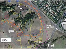 determining soil u2013tree u2013grass relationships in a california oak