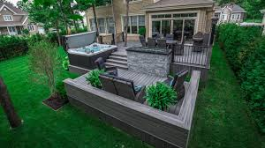 spa d exterieur bois trucs et astuces pour terrasses ou patios en bois et composite
