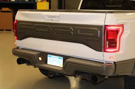 Ford Raptor Exhaust System - 7 cool facts about the 2017 ford f 150 raptor motor trend