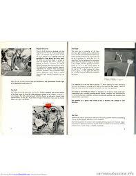volkswagen karmann ghia 1958 1 g owners manual
