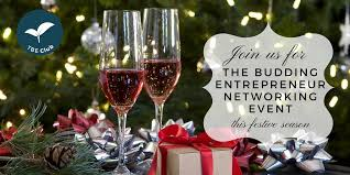 bournemouth budding entrepreneurs christmas drinks party tbe club