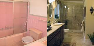 bathroom remodel ideas before and after bathroom makeover before and after slideshow today s homeowner