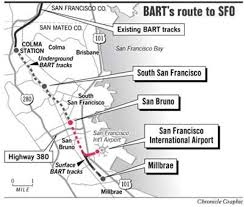 bart extensions delays plague bart extension to sfo system predicted service to