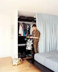 Diy Closet Door Ideas Curtained Closet Doors Ideas About Closet Door Curtains On Home