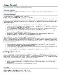 resume exles special education aide duties special education teacher resume sle