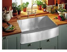 Stainless Steel Farm Sinks For Kitchens Kitchen Surprising Stainless Steel Farmhouse Kitchen Sinks