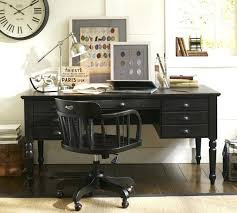 Small Desks For Home Office Pottery Barn Office Furniture Pottery Barn Home Office Update