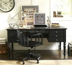 Office Furniture White Desk Pottery Barn Office Furniture Keyhole Desk Traditional Desks And