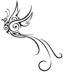swirls tattoo designs cliparts co