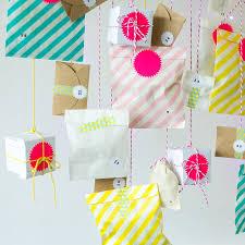 colour pop modern craft advent calendar kit by berylune