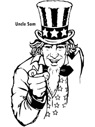 to download uncle sam coloring page 42 for to download with uncle