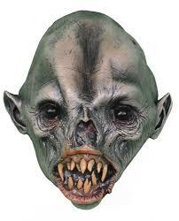 Halloween Monster Mask by Boogity Zombie Alien Monster Mask Zagone Studios