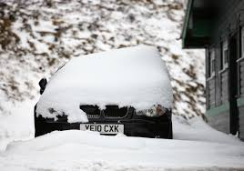 uk facing heaviest snowfall in years with the icy blast