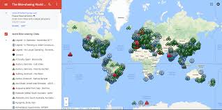 Hawaii On World Map The Bike Sharing Blog