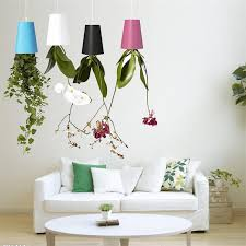 sky planter hanging indoor suspension flower pot upside down plant