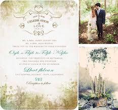 forest wedding invitations creative ideas of woodland wedding happyinvitation
