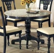 granite top round pub table granite top table and chairs dining table with granite top 6 leather