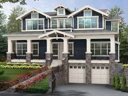 3 story houses floor plans aflfpw03604 3 story craftsman home with 5 bedrooms