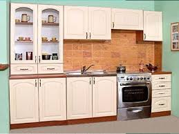 Simple Kitchen Unit Designs Astounding And Very Small Design With - Simple kitchen cabinet design