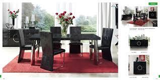 modern black dining room sets dining room simple and minimalist black dining room sets with