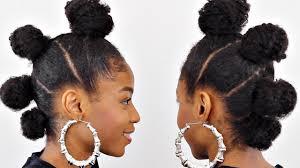 black hair buns bun mohawk on natural hair quick natural hairstyles youtube