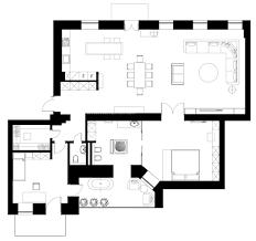 podil loft apartment by sergey makhno caandesign architecture