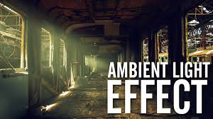 ambient light photography tutorial ambient light and beams of light in photoshop cc youtube