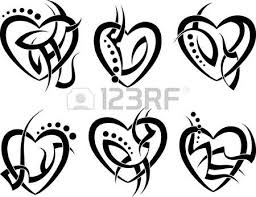 tattoo heart stock photos u0026 pictures royalty free tattoo heart