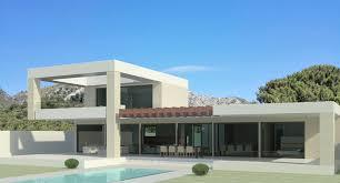 modern villas marbella
