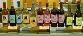 Florida travel bottles images Bunker hill vineyard and winery is a great florida day trip jpg