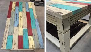 table in many milk paint colors distressed general finishes