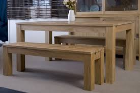 Bench Seating For Dining Room by Dining Table Bench Seat Gallery Of Art Dining Table With Bench