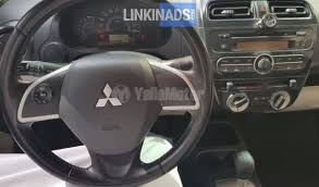 mitsubishi attrage 2016 mitsubishi attrage 1 2 glx 2014 car for sale in dubai cars dubai
