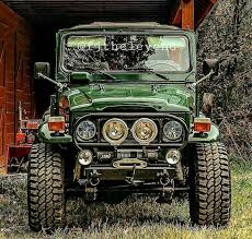 icon 4x4 jeep fj 40 trail ready off road beast toyotaoffroad 4x4 pinterest