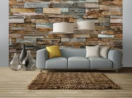 colorful stone wall 00159
