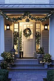 Exterior Christmas Decorations Best 25 Outdoor Christmas Decorations Ideas On Pinterest Diy