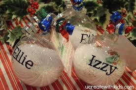 diy i ornament u create