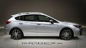 2016 subaru impreza hatchback grey 2017 subaru impreza 5 door 152 hp 2016 new york auto show youtube