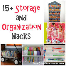 15 diy storage and organization hacks handy u0026 homemade