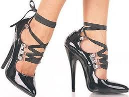 ribbon heels 6 lace up ribbon lace domina 456