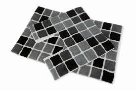 Non Slip Bath And Pedestal Mats Grey Bathroom Mat Sets Best Bathroom Decoration