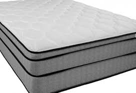 emerald home supreme euro top queen mattress set