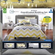 Mainstay Comforter Sets Best 25 Grey Chevron Bedding Ideas On Pinterest Baby