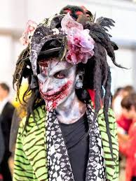 Good Scary Halloween Costumes 37 Scary Halloween Images Costumes Fx