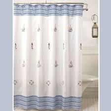 entertainment center nautical shower curtain hooks nautical