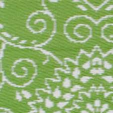 Round Indoor Outdoor Rug Interior Lime Indoor Outdoor Area Rug With Round In Leaf Pattern